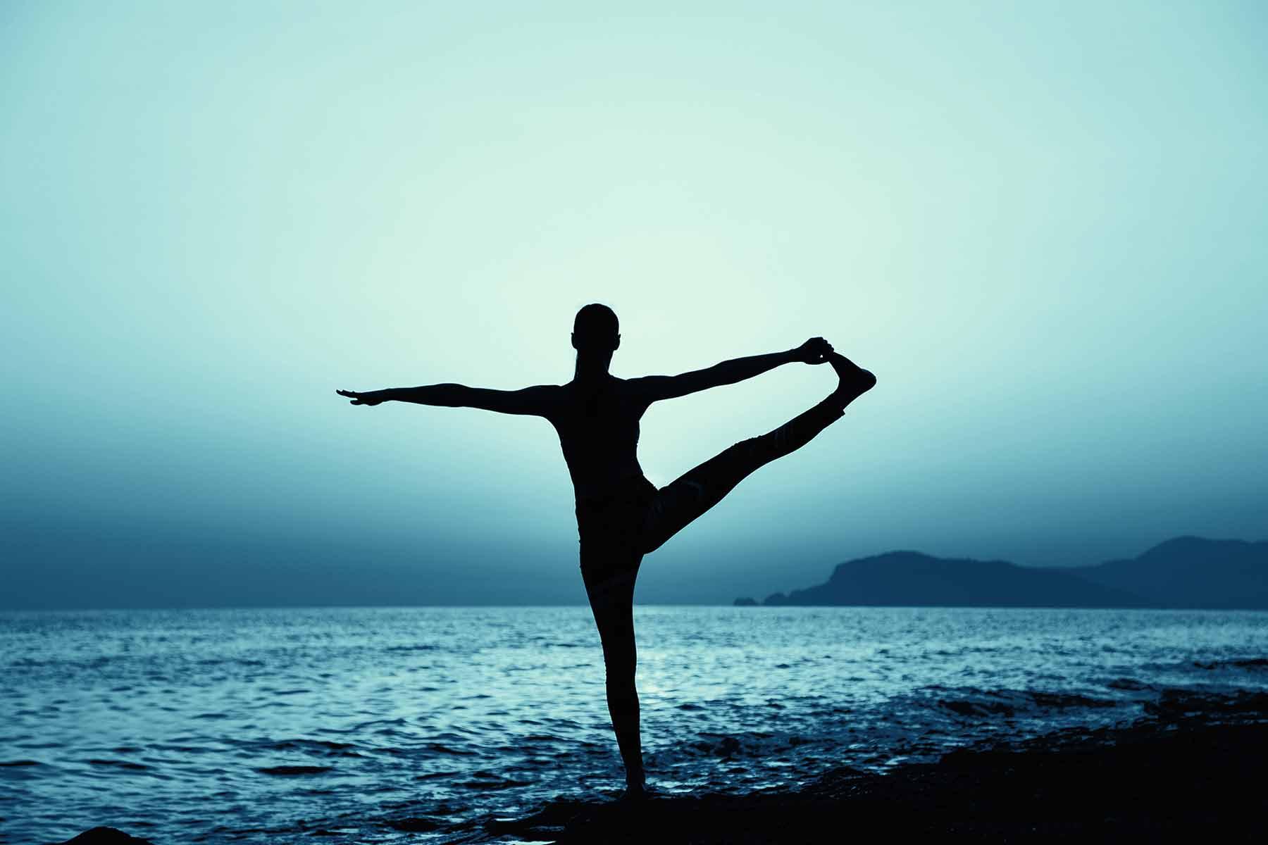Dynamic Dolly Yoga